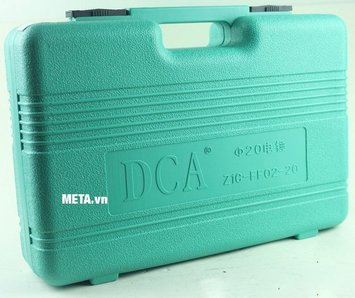 Hộp đựng của máy khoan động lực 500W DCA AZC02-20 (Z1C-FF02-20)
