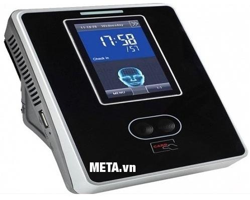 Máy chấm công khuôn mặt và thẻ cảm ứng Ronald Jack VF600 cho dữ liệu chuẩn xác.