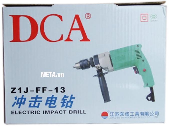 Hộp đựng máy khoan 500W DCA AZJ13 (Z1J-FF-13)