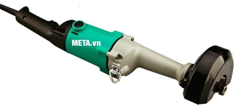 Máy mài thẳng 1020W DCA ASS150 (S1S-FF-150) dễ cầm nắm để thao tác.