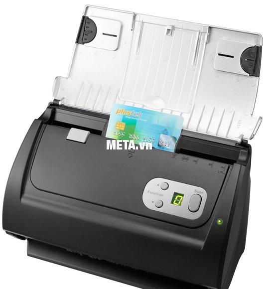 Máy scan Plustek PS3060U có cổng kết nối USB
