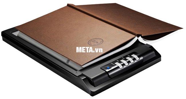 Máy scan Plustek OS2680H có khả năng quét đơn giản và nhanh chóng