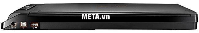 Máy scan Plustek OS2680H có cổng kết nối USB