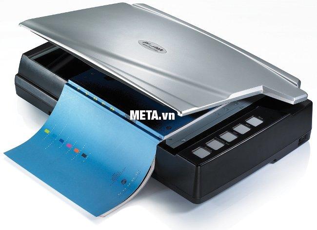 Hình ảnh của máy scan Plustek A300
