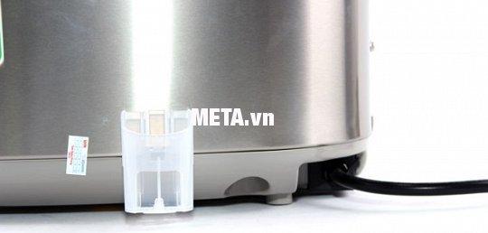Có thể  tháo dời dây cắm từ nồi cơm điện tử cao tần Zojirushi ZONC-NP-HBQ10-XA