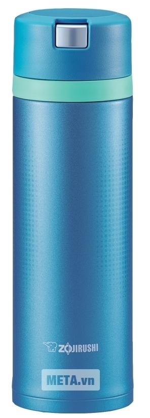 Bình giữ nhiệt nóng lạnh Zojirushi SM-XB48 dung tích lớn, chứa được nhiều nước hơn.