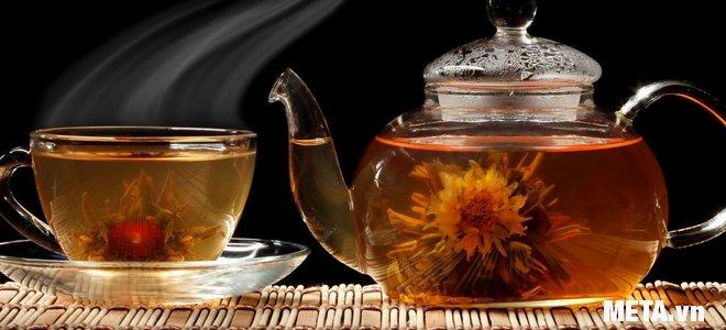 Thưởng thức trà hay cà phe thơm ngon với bình thủy điện Zojirushi ZOBT-CW-PZQ30H-TK