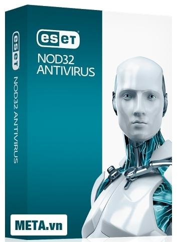Eset Nod32 Antivirus bảo vệ an toàn cho máy tính.