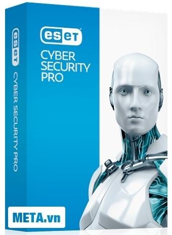 Eset Cyber Security Pro bảo mật mạng nhanh và đa lớp.