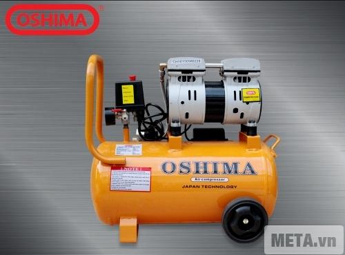 Máy nén khí không dầu Oshima 24L được ứng dụng trong ngành công nghiệp