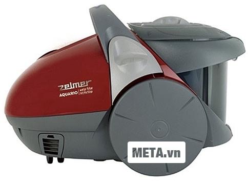 Máy hút bụi Zelmer nhỏ gọn dễ dàng sử dụng và di chuyển.