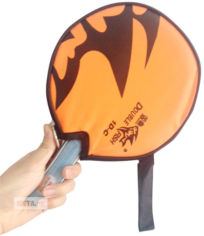 Vợt bóng bàn Double Fish 1D-C có độ bền cao