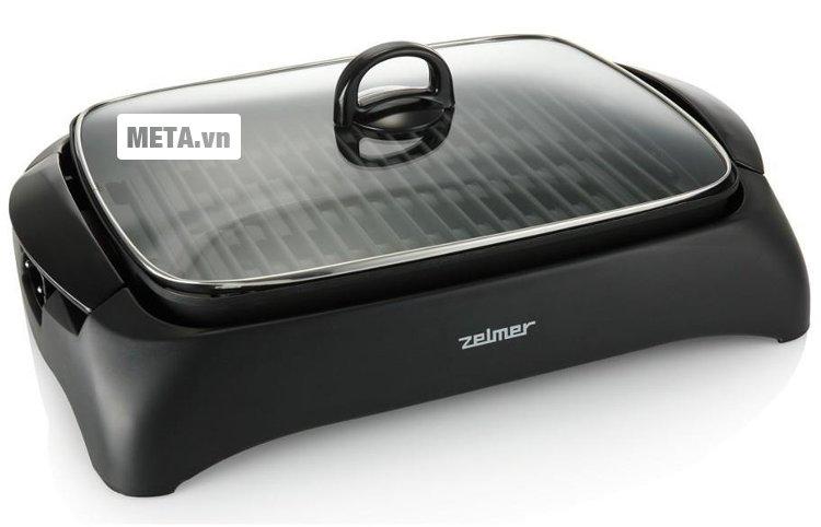 Hình ảnh của vỉ nướng Zelmer ZGE0990B