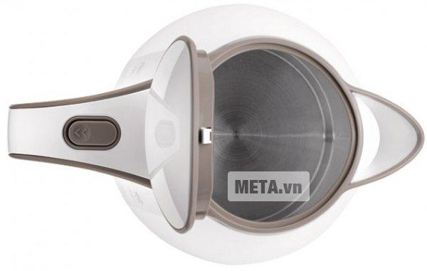 Thiết kế bên trong bình siêu tốc Amica KO 2011.