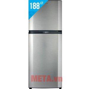 Tủ lạnh 188 lít Panasonic NR-BM229GSVN có thiết kế đột phá với màu sắc tươi mới.