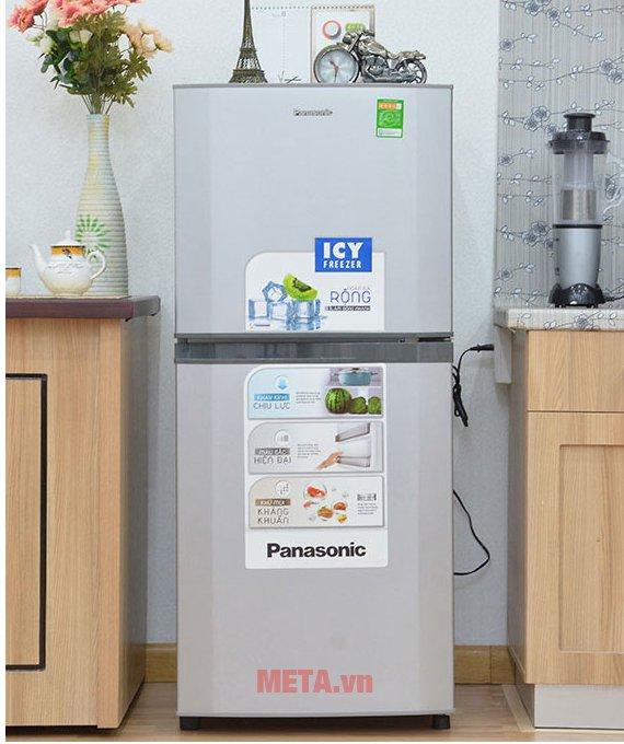 Tủ lạnh sử dụng hệ thống làm lạnh đa chiều Panorama.