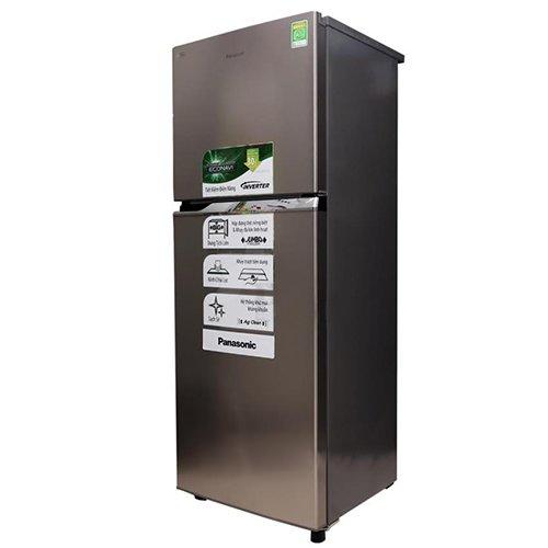 Tủ lạnh 267 lít Panasonic NR-BL307PSVN thiết kế có dung tích lớn.