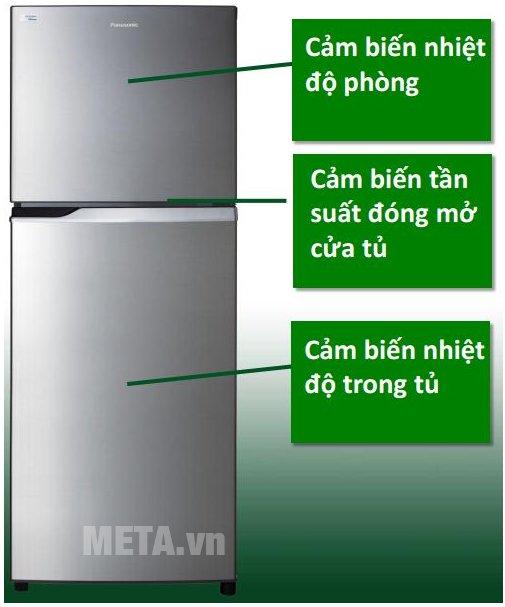 Công nghệ Inverter tối ưu hóa tiết kiệm điện năng.