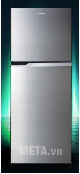 Tủ lạnh 267 lít Panasonic NR-BL307PSVN thiết kế sang trọng.