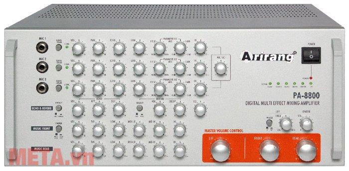 Hình ảnh của máy tăng âm Arirang PA 8800