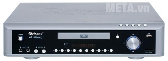Đầu máy DVD Karaoke Arirang AR-3600HD