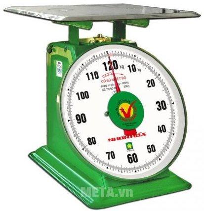 Hình ảnh của cân Nhơn Hòa 120kg mặt số 11 inches NHS-120-11
