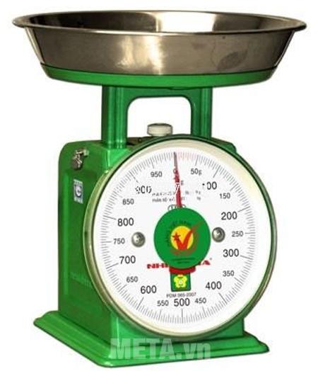 Cân Nhơn Hòa 1 kg NHS - 1 chính xác, công bằng cho người sử dụng