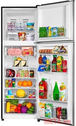 Tủ lạnh 326 lít Aqua AQR-I340 tích hợp công nghệ làm lạnh nhanh