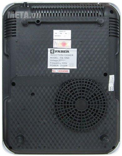 Bếp điện đơn Faber FB-1IND có khóa an toàn