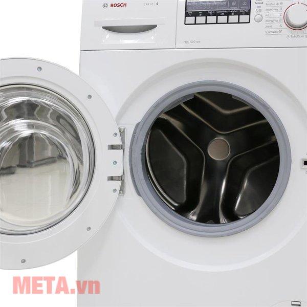Máy giặt cửa trước Bosch WAK24260SG an toàn khi sử sử dụng, dễ thao tác