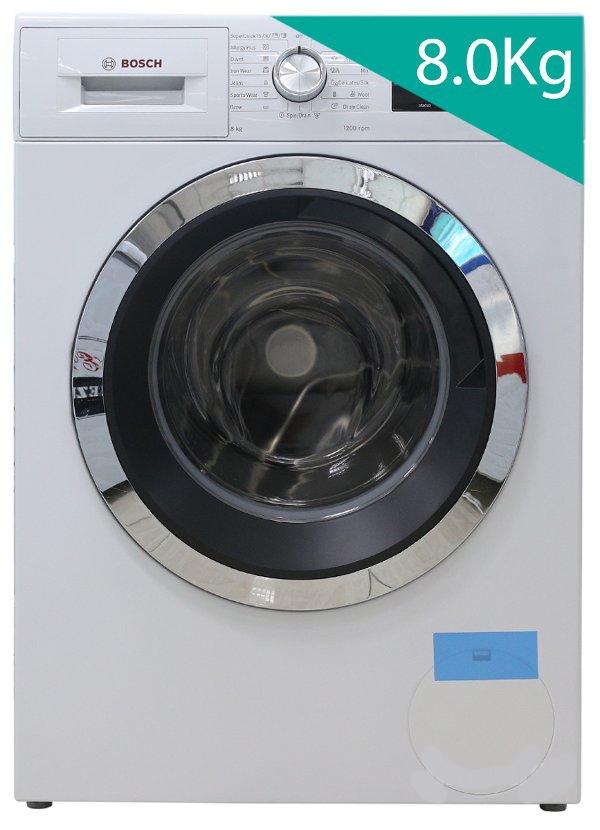 Máy giặt cửa trước Bosch WAT24480SG có lực vắt mạnh mẽ