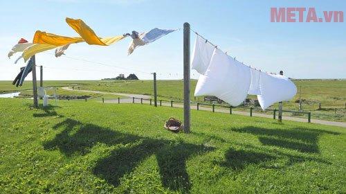 Máy giặt cửa trên Sharp 9.5kg U95HVS cho quần áo nhanh khô