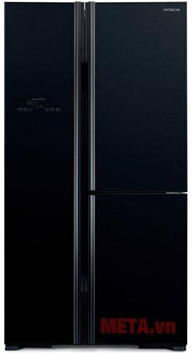 Tủ lạnh 600 lít Hitachi M700PGV2 màu đen