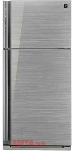 Hình ảnh tủ lạnh 627 lít Sharp SJ-XP630PG-SL