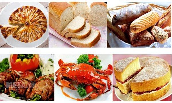 Lò nướng Electrolux EOT3805 nướng chín các món ăn