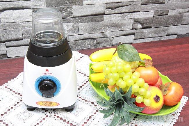 Máy xay sinh tố Happy Cook HCB-150C thiết kế 2 tốc độ