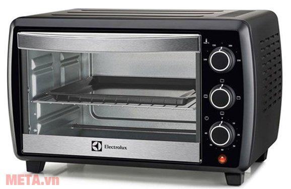 Lò nướng Electrolux EOT3805 có thiết kế hiện đại, sang trọng