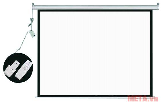 Hình ảnh của màn chiếu điện Dalite 84 x 84 inch