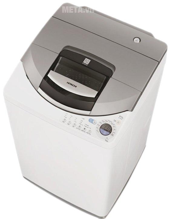 Máy giặt Hitachi SF - 105SS 10.5kg sở hữu thiết kế hiện đại, bắt mắt