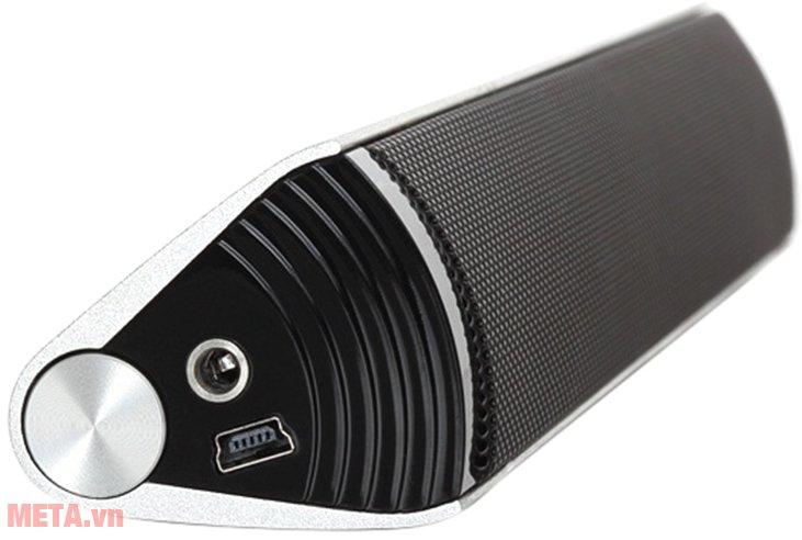 Loa bluetooth Edifier MP250 Plus trang bị jack cắm 3,5mm tương thích với nhiều thiết bị khác nhau.