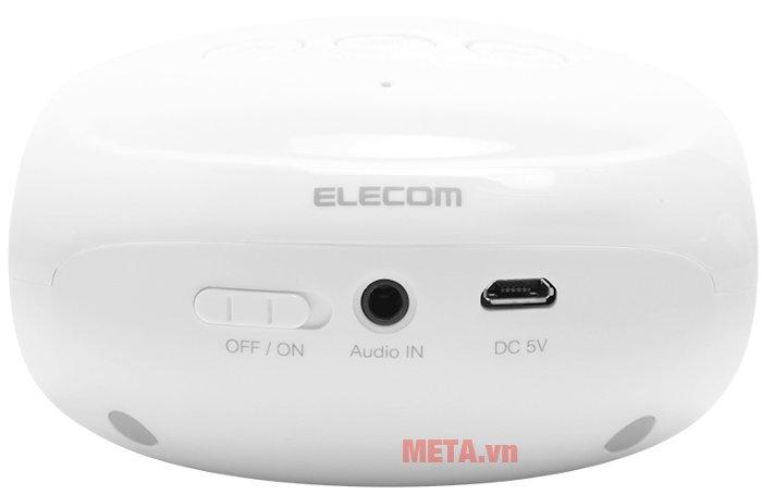 Loa bluetooth Elecom LBT-SPP20 có thiết kế nổi bật