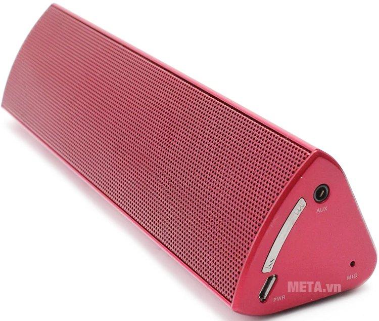 Loa bluetooth Elecom NFC LBT-SPP300AV cho chất lượng âm thanh rõ nét