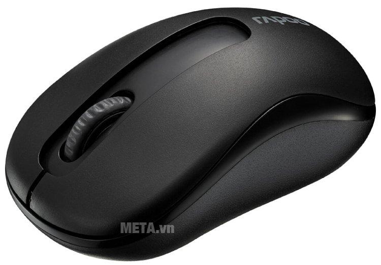 Chuột không dây Rapoo M10 (NEW) có phạm vi hoạt động lên đến 10m