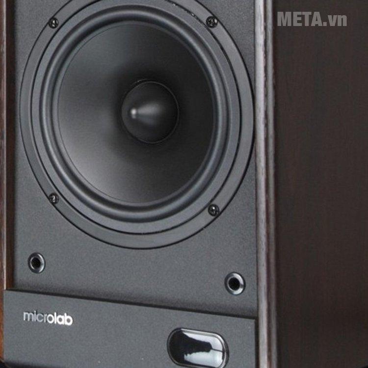 Loa Microlab SoLo 7C cho âm thanh sống động và chân thực
