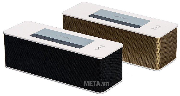 Loa Bluetooth Microlab MD215 có thiết kế sang trọng