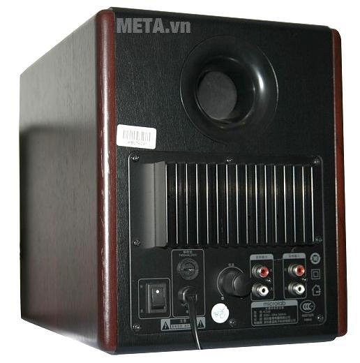 Loa máy tính Microlab FC330 mang đến không gian giải trí thú vị