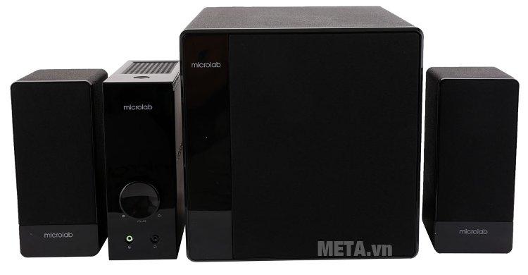 Hình ảnh loa Microlab 2.1 FC360