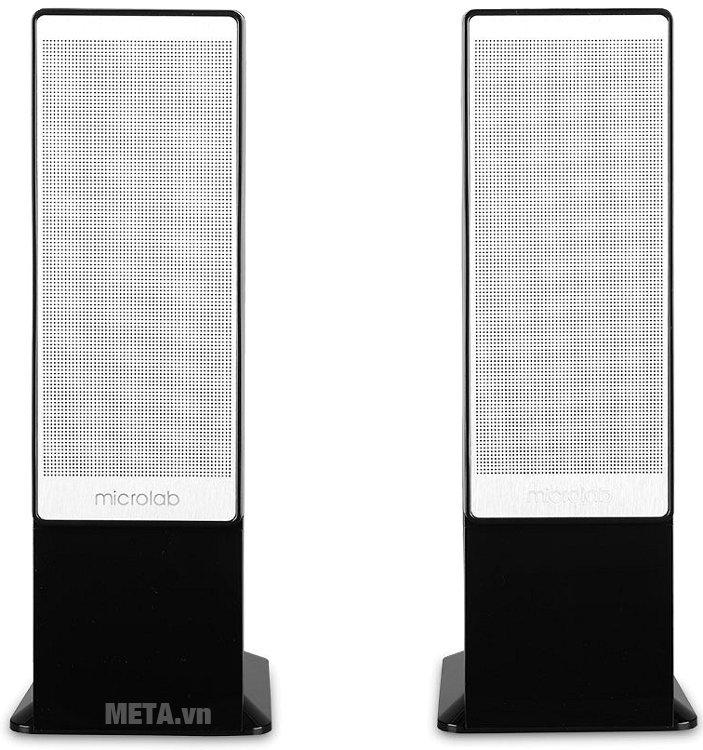 Loa Microlab FC362 - 2.1 mang đến âm thanh chất lượng cao