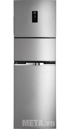 Tủ lạnh 350 lít inverter Electrolux EME3500MG có 3 cửa cao cấp