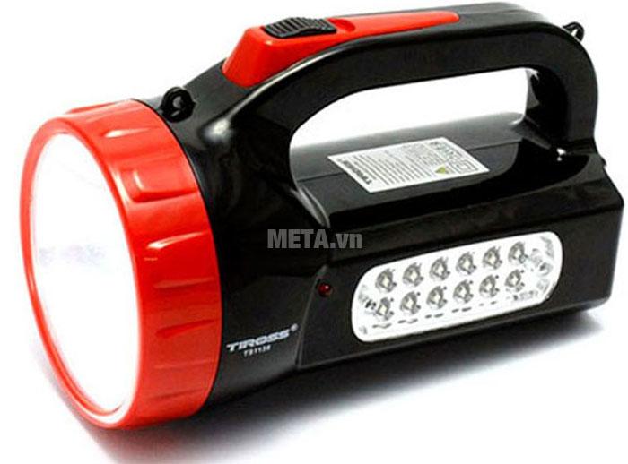 Hình ảnh đèn pin sạc điện Tiross TS1136